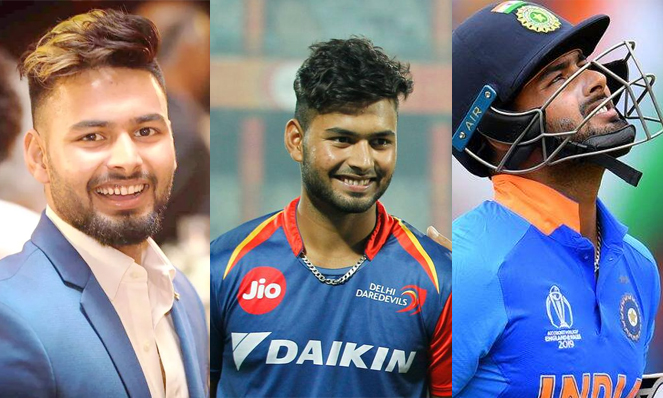 The Cricketing Journey of Rishabh Pant