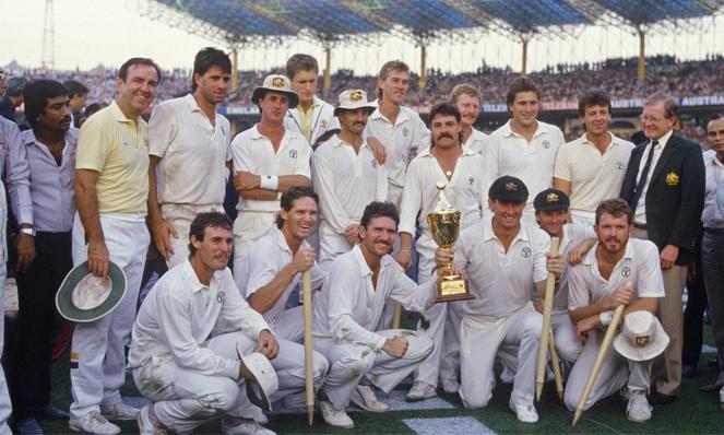 1987 WC Winner