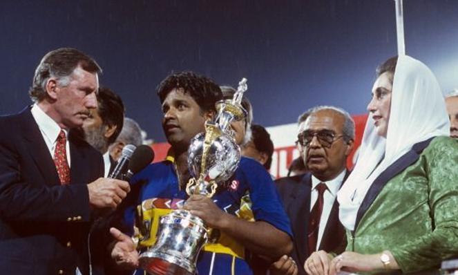1996 WC Winner