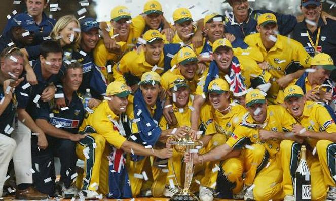 2003 WC Winner