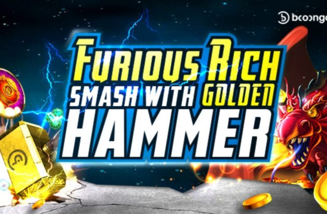 Booongo Furious Rich - Smash with Golden Hammer