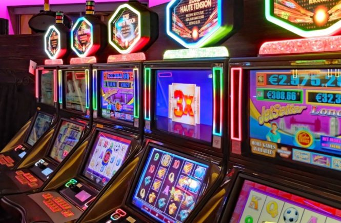 Discover the Different Types of Slot Machines
