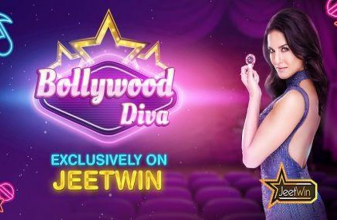 Play JeetWin's Bollywood Diva with Sunny Leone