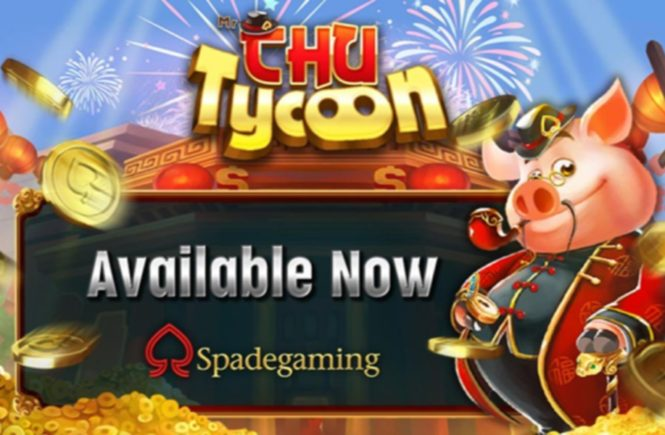 Get Lucky with Spadegaming's Mr. Chu Tycoon