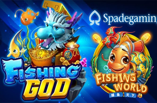 The Fascinating Game - Fishing God