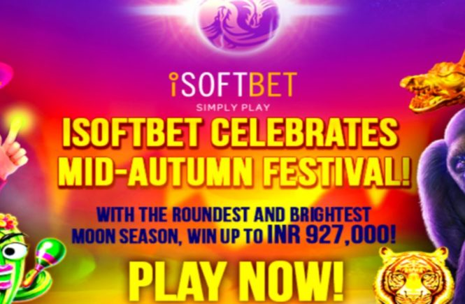 JeetWin Celebrates with iSoftBet Mid-Autumn Festival