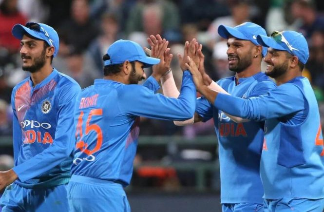 T20 India Cricket Team