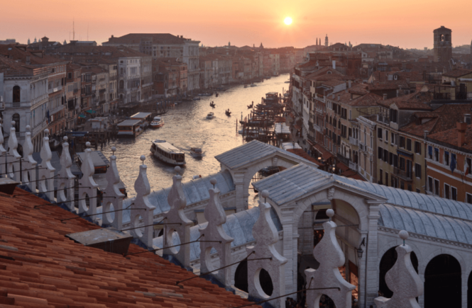 Casino di Venezia—the First Casino in the World