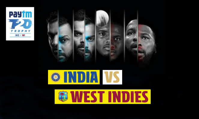 India Vs West Indies 2nd ODI