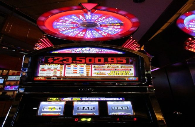 The Nine Various Types of Slot Players