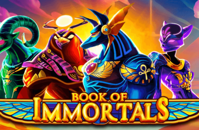Introducing the newest ISB slot available only on JeetWIn. Try the Book of Immortals for free or play using real money credits.