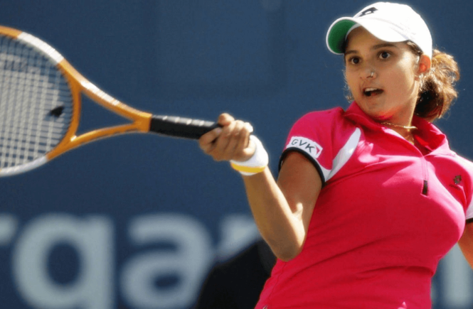 Read about Sania Mirza, India's best tennis sport athlete.