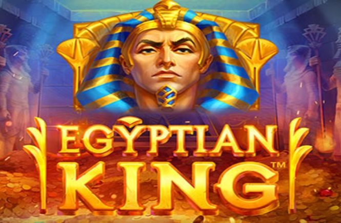 Uncover the Egyptian King Slot World