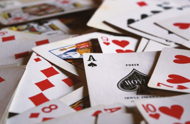 The History of Card Games in India