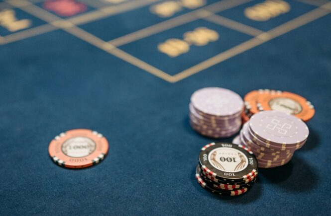 What are the casino games that have the best odds?